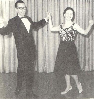 Hommage à P.E. Morin   Corporation des professionnels en danse et danse sportive du Québec